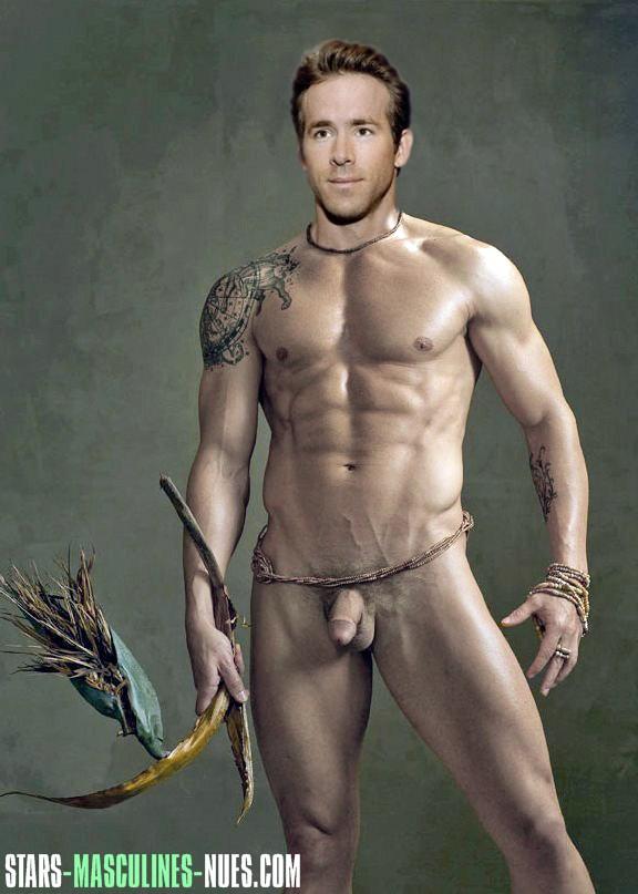 Ryan reynolds got hugh jackman naked for a shoe commercial